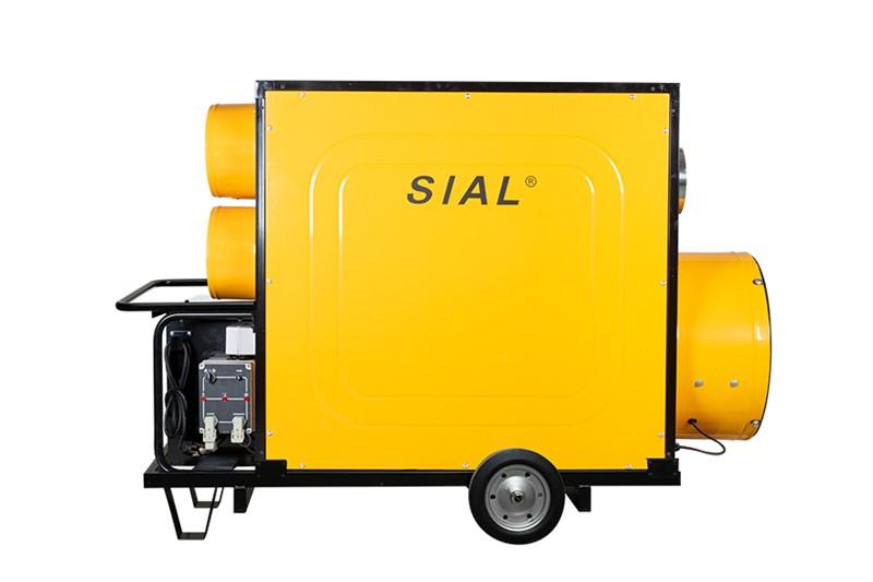 Calentador de aire forzado a gas natural GQ220W